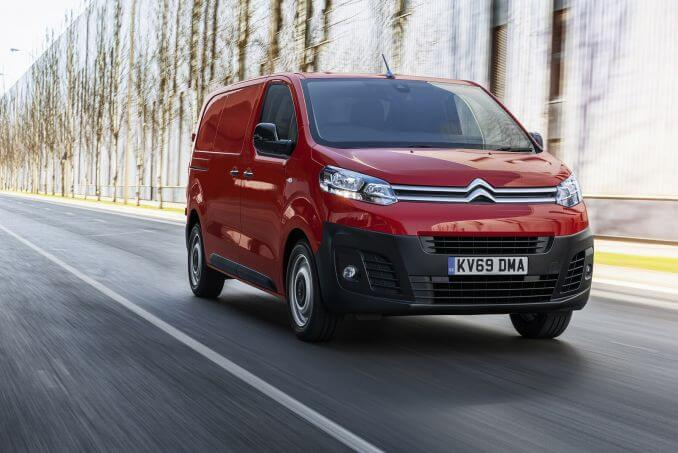 Video Review: Citroen Dispatch XL Diesel 1400 2.0 Bluehdi 120 VAN Driver