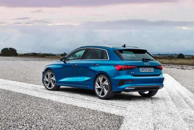 Video Review: Audi A3 Sportback 35 Tfsi Technik 5dr