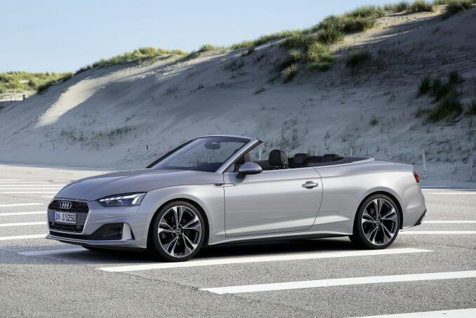 Video Review: Audi A5 Cabriolet 40 Tfsi Vorsprung 2dr S Tronic