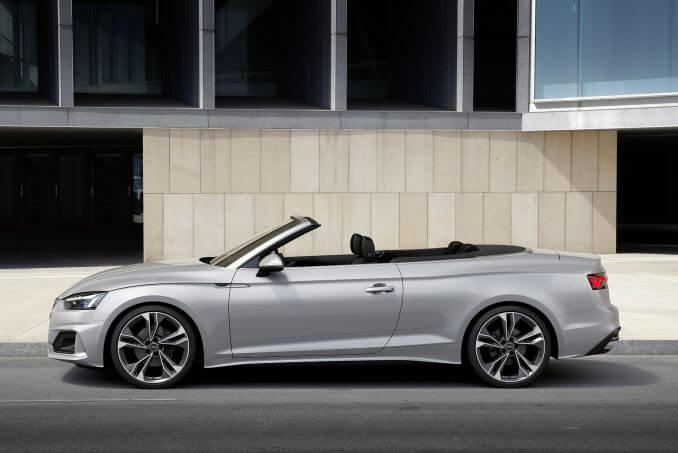 Image 2: Audi A5 Cabriolet 40 Tfsi Vorsprung 2dr S Tronic