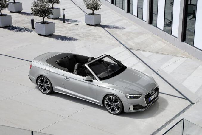 Image 4: Audi A5 Cabriolet 40 Tfsi Vorsprung 2dr S Tronic