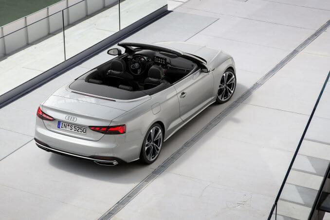 Image 5: Audi A5 Cabriolet 40 Tfsi Vorsprung 2dr S Tronic