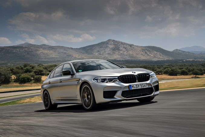 Image 5: BMW M5 Saloon M5 Competition 4dr DCT