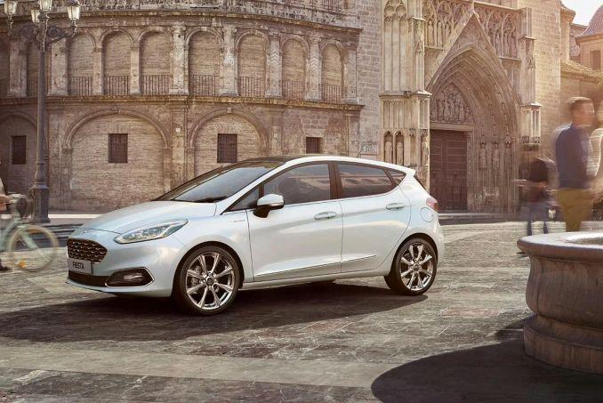 Image 2: Ford Fiesta Hatchback 1.0 Ecoboost 95 Active Edition 5dr