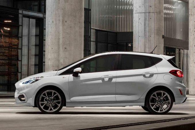 Image 5: Ford Fiesta Hatchback 1.0 Ecoboost 95 Active Edition 5dr