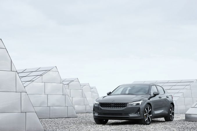 Image 1: Polestar Polestar 2 Fastback Special Edition 300KW Pilot Plus 78KWH Dual Motor 5dr 4WD Auto