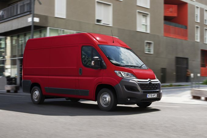 Video Review: Citroen Relay 35 Heavy L3 Diesel 2.2 Bluehdi H2 VAN 140PS X