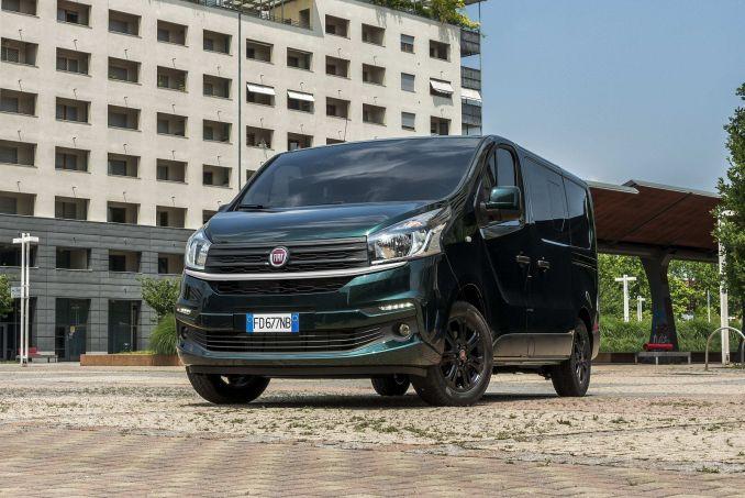 Image 2: Fiat Talento 12 LWB Diesel 2.0 Multijet 120 VAN Start Stop