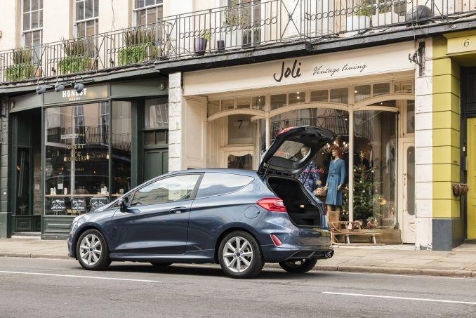 Image 3: Ford Fiesta Diesel 1.5 TDCI VAN