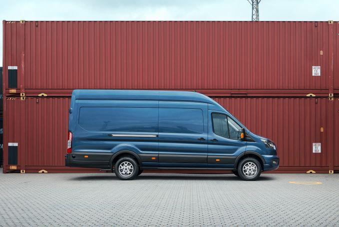 Image 4: Ford Transit 290 L2 Diesel FWD 2.0 Ecoblue 105PS H2 Leader VAN