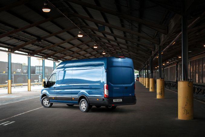 Image 5: Ford Transit 290 L2 Diesel FWD 2.0 Ecoblue 105PS H2 Leader VAN