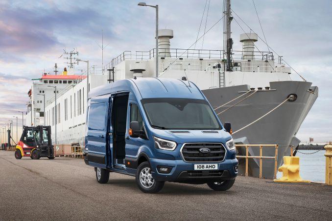 Image 6: Ford Transit 290 L2 Diesel FWD 2.0 Ecoblue 105PS H2 Leader VAN
