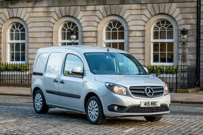Video Review: Mercedes-Benz Citan Tourer L2 Diesel 109CDI PRO 5 Seater