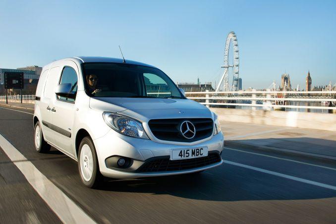Image 4: Mercedes-Benz Citan Tourer L2 Diesel 109CDI PRO 5 Seater