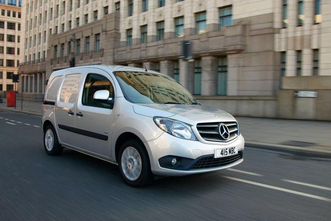 Image 5: Mercedes-Benz Citan Tourer L2 Diesel 109CDI PRO 5 Seater