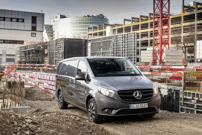Video Review: Mercedes-Benz Vito L1 Diesel FWD 110CDI Pure VAN