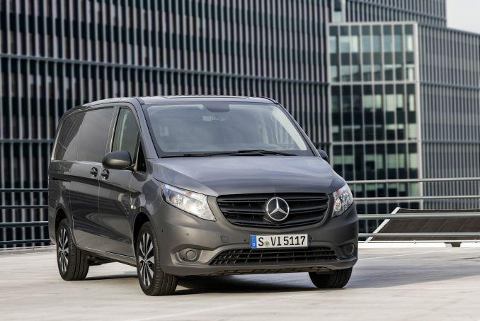 Image 2: Mercedes-Benz Vito L1 Diesel FWD 110CDI Pure VAN