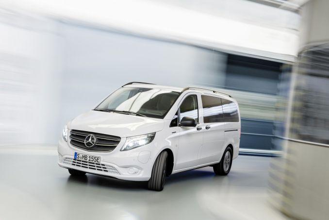 Image 3: Mercedes-Benz Vito L1 Diesel FWD 110CDI Pure VAN