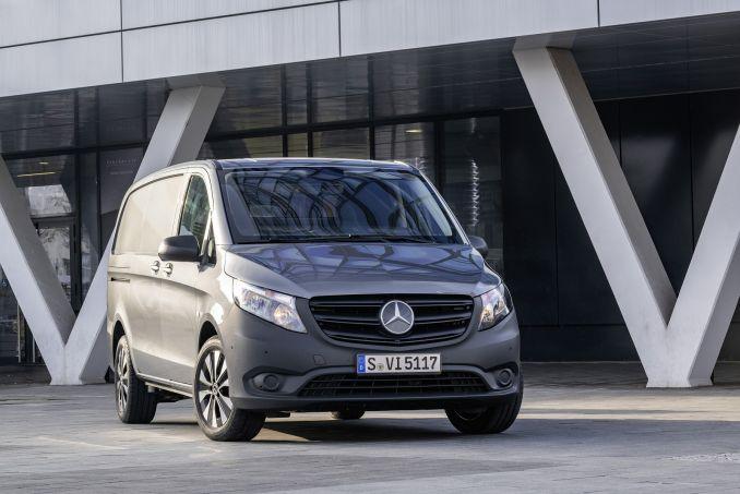 Image 4: Mercedes-Benz Vito L1 Diesel FWD 110CDI Pure VAN