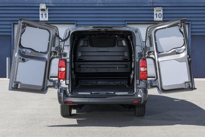 Image 5: Peugeot Expert Compact Diesel 1000 1.5 Bluehdi 100 S VAN