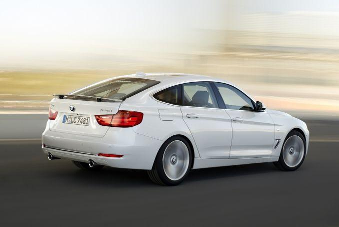 Image 4: BMW 3 Series Gran Turismo Diesel Hatchback 330D M Sport 5dr Step Auto [business Media]