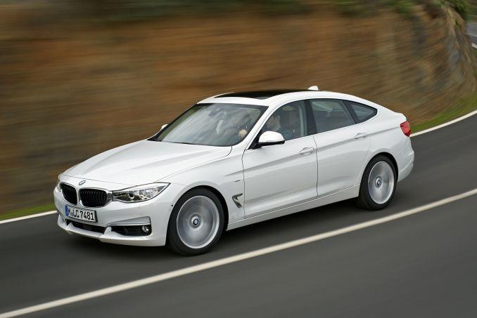 Image 5: BMW 3 Series Gran Turismo Diesel Hatchback 330D M Sport 5dr Step Auto [business Media]