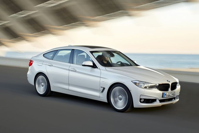 Image 6: BMW 3 Series Gran Turismo Hatchback 320I Xdrive SE 5dr Step Auto [business Media]