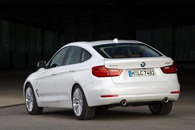 Image 5: BMW 3 Series Gran Turismo Hatchback 320I Xdrive SE 5dr Step Auto [business Media]