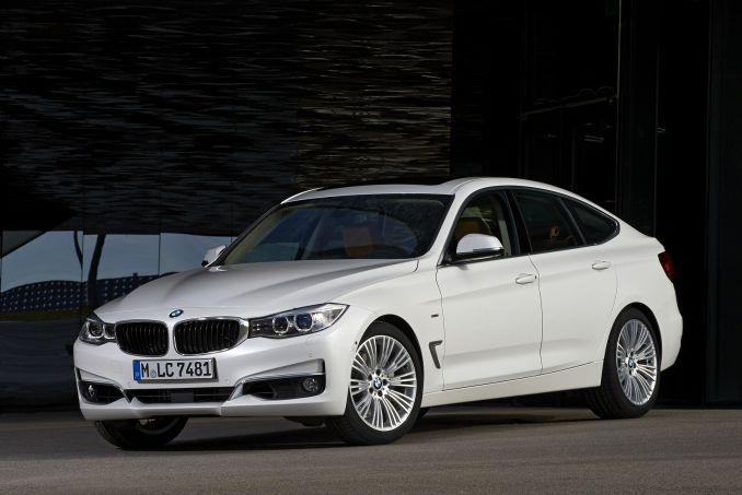 Video Review: BMW 3 Series Gran Turismo Hatchback 320I Xdrive SE 5dr Step Auto [business Media]