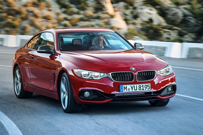 Image 5: BMW 4 Series Coupe 420I M Sport 2dr [professional Media]