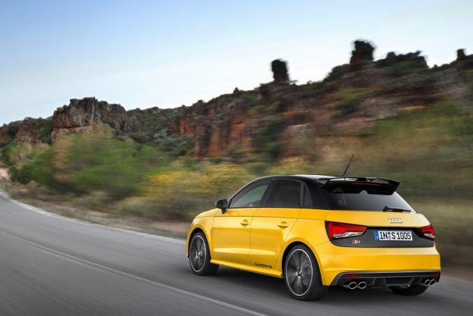 Image 2: Audi A1 Sportback 30 Tfsi S Line 5dr [tech Pack]