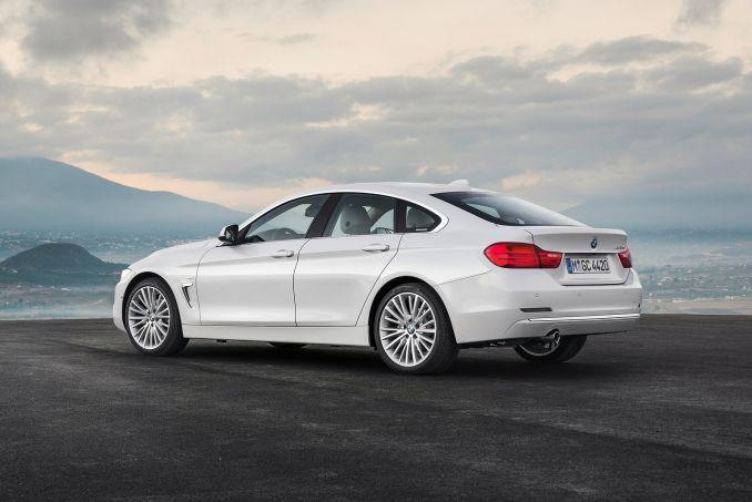 Image 3: BMW 4 Series Gran Coupe 420I M Sport 5dr Auto [professional Media]
