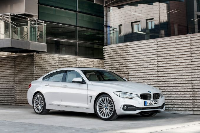 Image 4: BMW 4 Series Gran Coupe 420I Sport 5dr [business Media]