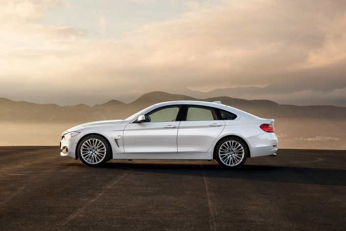 Image 5: BMW 4 Series Gran Coupe 420I Sport 5dr [business Media]