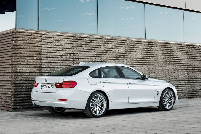 Image 6: BMW 4 Series Gran Coupe 420I Sport 5dr [business Media]