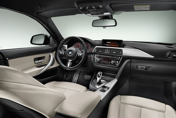Image 3: BMW 4 Series Gran Coupe 420I M Sport 5dr [professional Media]