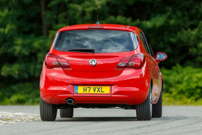 Image 3: Vauxhall Corsa Hatchback 1.4 SRI NAV 5dr