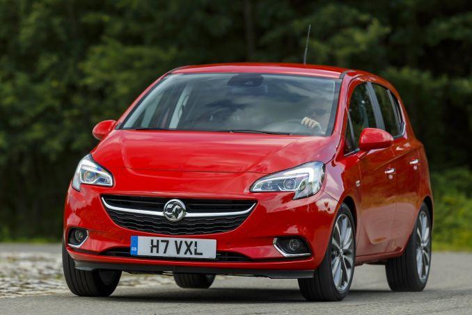 Image 4: Vauxhall Corsa Hatchback 1.4 SRI NAV 5dr