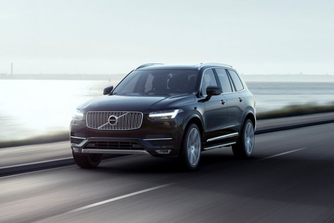 Video Review: Volvo XC90 Estate 2.0 T5 [250] Momentum 5dr AWD Gtron
