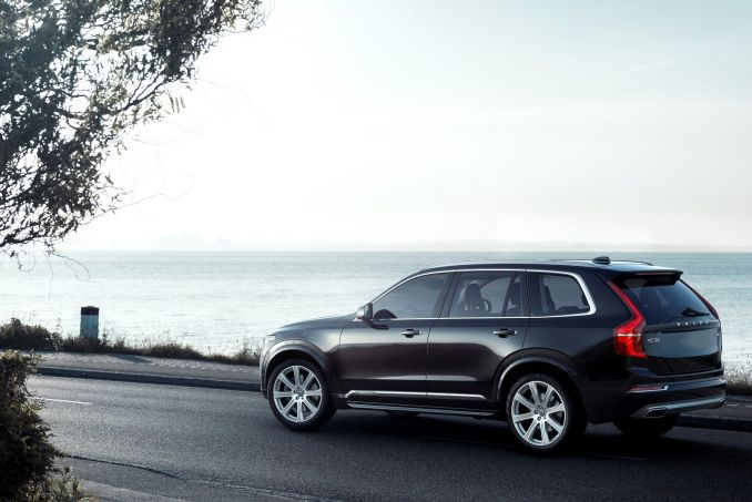 Image 6: Volvo XC90 Estate 2.0 T5 [250] Momentum 5dr AWD Gtron