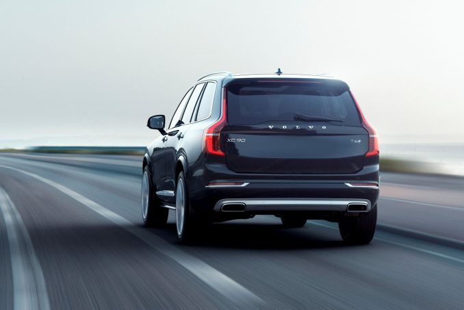 Image 4: Volvo XC90 Estate 2.0 T5 [250] Momentum 5dr AWD Gtron