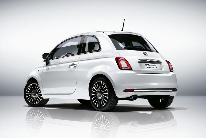 Image 2: Fiat 500 Hatchback 1.2 Lounge 3dr