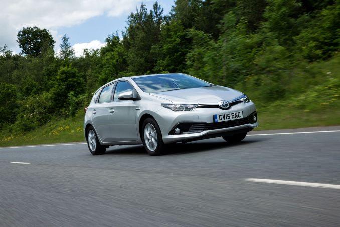 Image 3: Toyota Auris Hatchback 1.8 Hybrid Icon TSS 5dr CVT