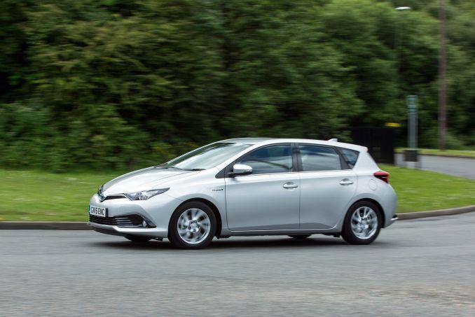 Image 4: Toyota Auris Hatchback 1.8 Hybrid Icon TSS 5dr CVT