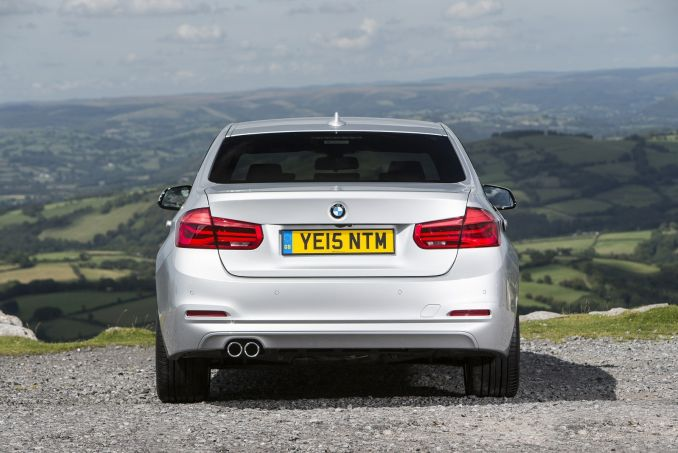 Image 3: BMW 3 Series Gran Turismo Diesel Hatchback 320D [190] SE 5dr Step Auto [business Media]