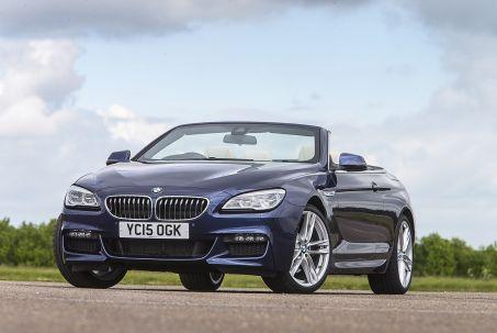 Image 1: BMW 6 Series Gran Turismo Diesel Hatchback 630D M Sport 5dr Auto