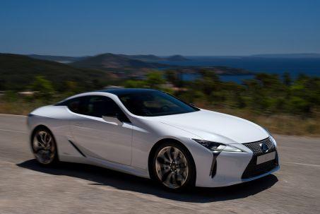 Image 1: Lexus LC Coupe 500H 3.5 Sport 2dr Auto