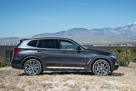 Image 1: BMW X3 Diesel Estate Xdrive30d M Sport 5dr Step Auto