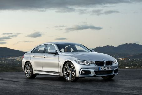 Video Review: BMW 4 Series Gran Coupe 420I M Sport 5dr Auto [professional Media]