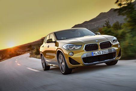 Video Review: BMW X2 Hatchback Sdrive 20I M Sport 5dr Step Auto